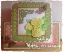 Bloemetjes van... Made with Marthy