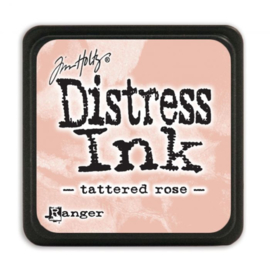 Distress Mini ink pad - Tattered rose