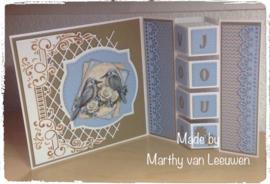 Made with Marthy #DDW