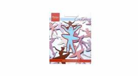Marianne Design LR0166 Ballerina
