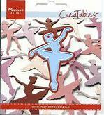 Marianne Design LR0165 Ballerina