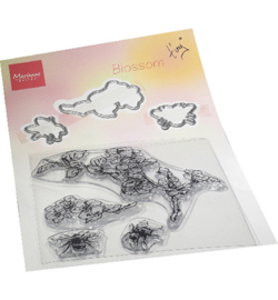 TC0881 - Tiny's Blossom Stamp & die Set