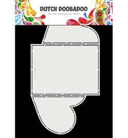 Dutch DooBaDoo 470.713.846 - Card Art Hearts