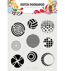 Mask Art Techno- Dutch Doobadoo