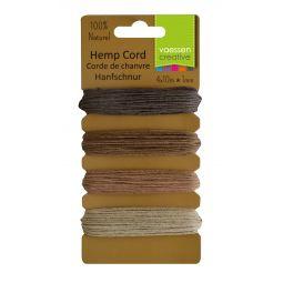 Hemp Cord Naturel 4x10m