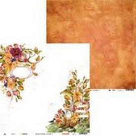 Scrap Paper The Four Seasons - Autumn 03