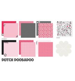 Crafty Kit XL Sweet Heart - Dutch Doobadoo