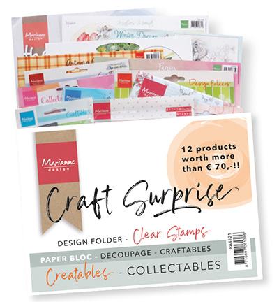 PA4121 - Product - Assorti - Craft surprise