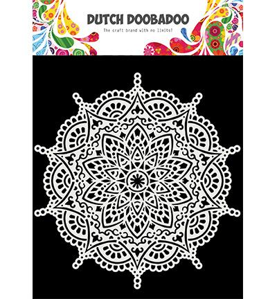 Mask Art Mandala -  Dutch Doobadoo