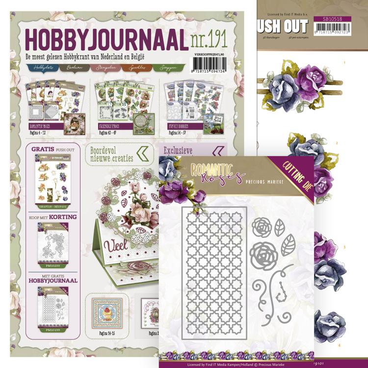 HobbyJournaal SETHJ191 - PM10199