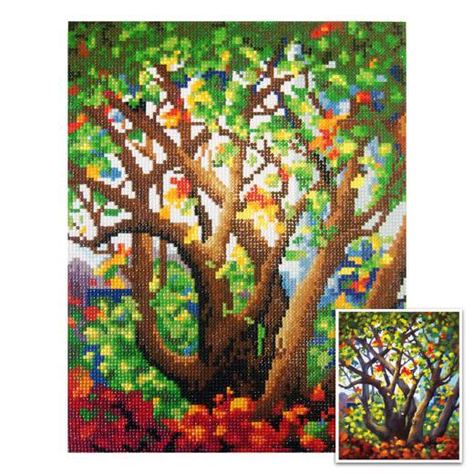 Craft Artist Diamond Art - Summer Tree