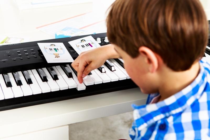 Leer je muzieknoten