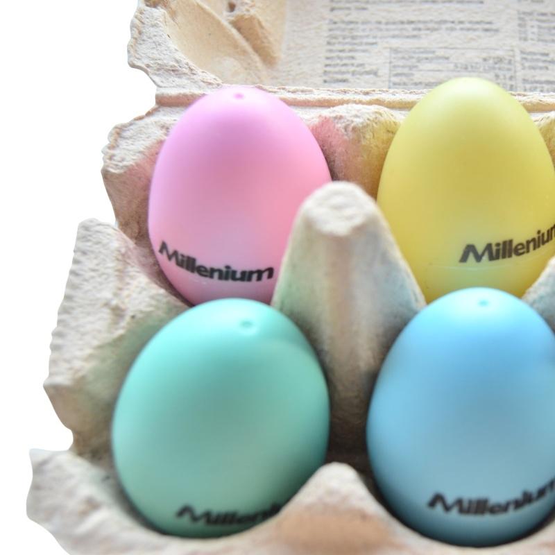 Egg shaker (diverse kleuren)