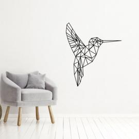 muurstickers origami/grafische dieren