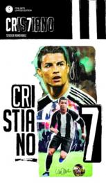 Imagicom stickervel Cristiano Ronaldo 11 x 19 cm