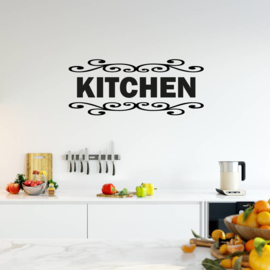 Muursticker KITCHEN