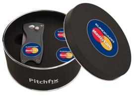 Pitchfix round tin