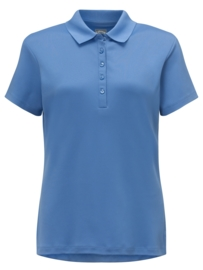 Callaway Ladies Classic Chev Solid polo