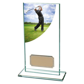 Glas Golf Trofee  Man