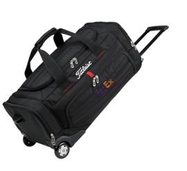 Titleist wheeled duffle bag