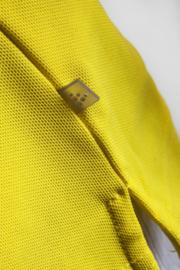 Craft polo pique classic geel