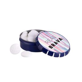 Clic-clac blikje golf mints