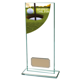 Glas Golf Trofee Nearest to the Pin