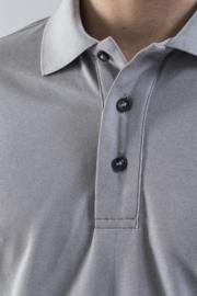 Craft polo pique classic grey melange