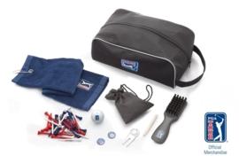 PGA tour shoe bag gift set