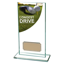 Glas Golf Trofee Longest Drive