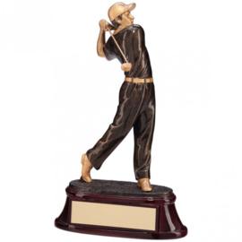 Golf beeld Monument