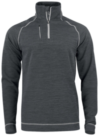 Chambers Half Zip Anthracite dames en heren