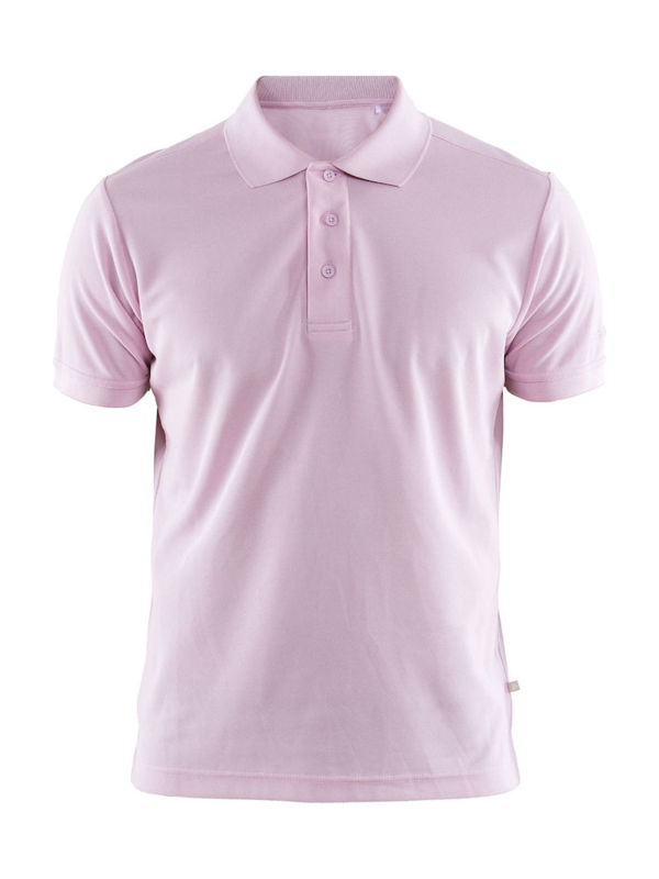 Craft polo pique classic Misty Melange