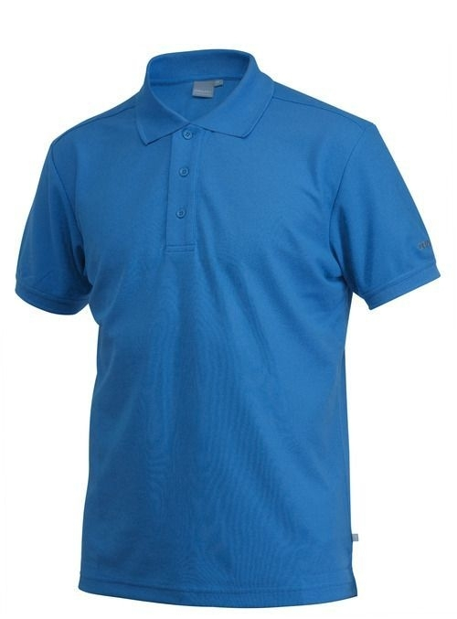 Craft polo pique classic blauw