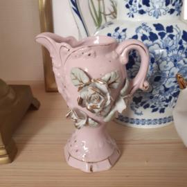 Kannetje roze kitsch