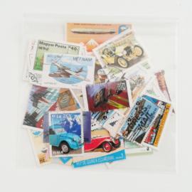 Postzegelmix 2