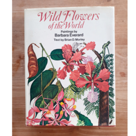 "Boek ""Wild flowers of the world"""