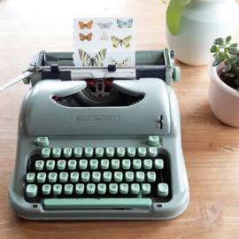 Hermes Media 3 typemachine