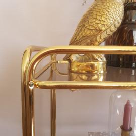 Barcart rookglas