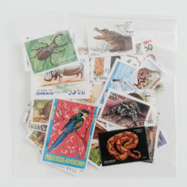 Postzegelmix 3