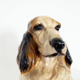 Jaren '60 beeld hond XL