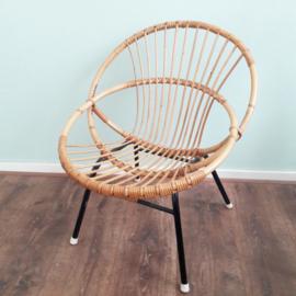 Vintage Rohe stoeltje