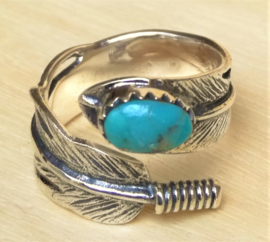 Ring Native American