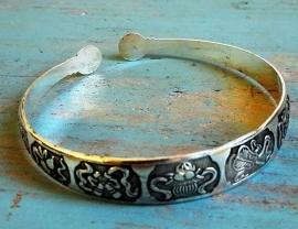Tibetaanse armband - geluk