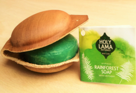 Holy Lama Savon au Vetiver Rainforest