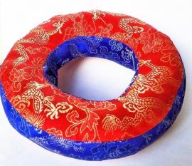 Klankschaalkussen ringvormig