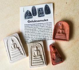 Amulette de bonheure bouddhiste