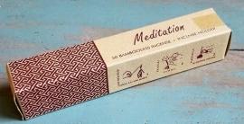 Kruidenwierook Meditatie