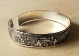 Bracelet tibétain - 8 symboles chanceux