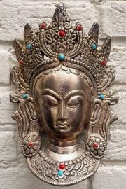 Tara Boeddhabeeldje masker
